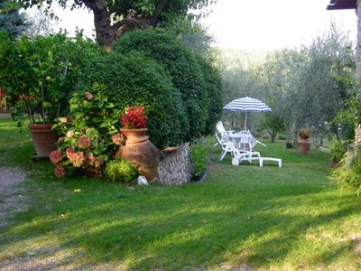 Photo for Villa for relax in the green hills of Chianti