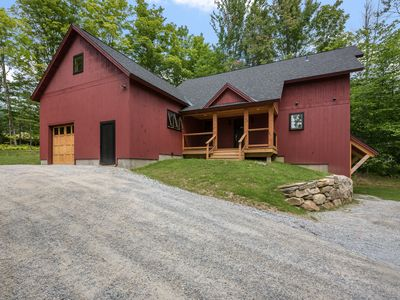 Photo for New custom decorated 4br house near Okemo and Ludlow. Perfect for all seasons.