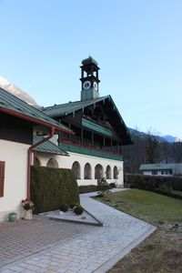 Photo for Ground floor apartment with terrace and garden in the village Königssee