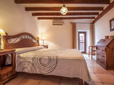 Photo for Cozy restored Mallorcan house. Ideal for families, cyclists, groups ...