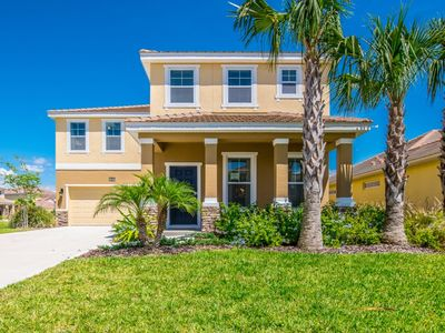Photo for 4104GTD Ultimate 6 Bedroom 5 Bathroom Solterra Resort Home With Pool and Spa 12 Minutes From Disney