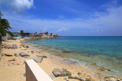 Villa Sunshine... 5BR vacation rental on Bourgeau Bay, St Maarten