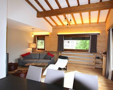Photo for 3BR House Vacation Rental in Megève, Auvergne-Rhône-Alpes
