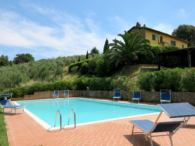 Photo for Collelungo Holiday Home, Sleeps 3 with Pool and Free WiFi