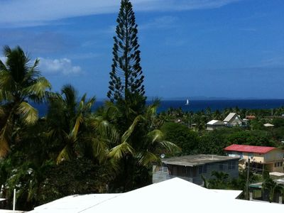 Photo for Villa Tres Palmas, Stylish Island Vibe, Views, Walk To Beach