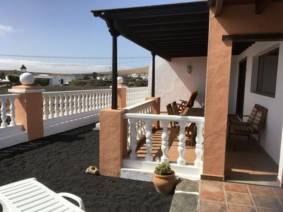 Photo for Countryside holiday house Casa Harmonia in Teguise