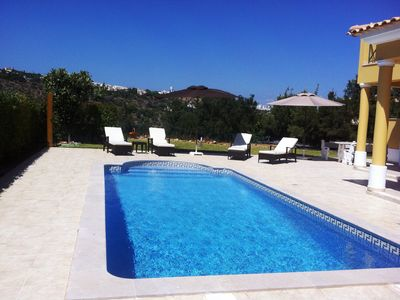 Photo for 3BR Villa Vacation Rental in Albufeira, Algarve