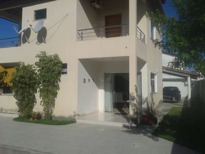 Photo for Comfortable home, offers barbecue area and garage