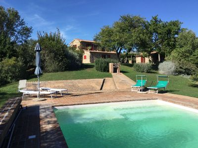 Photo for 7BR Villa Vacation Rental in Magliano in Toscana