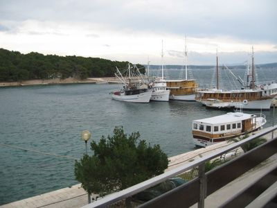 Photo for Apartment Mile  A3(2+2)  - Kukljica, Island Ugljan, Croatia