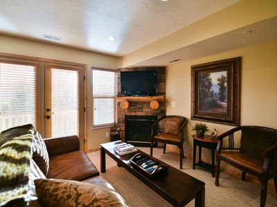Photo for Beautiful Moose Hollow Condo with Views and free WiFi
