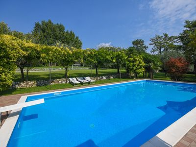 Photo for Small but Very Nice Apartment in the Middle of Nature with Pool