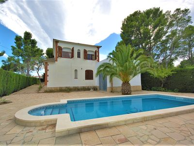 Photo for This detached villa for 10 people with large private pool.