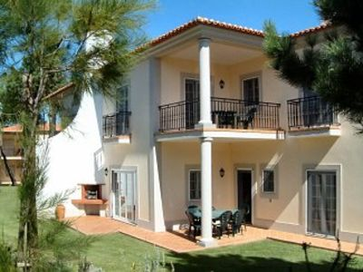 Photo for 3 double bed Townhouse set In beautiful gardens within Vila dos Principes, Close