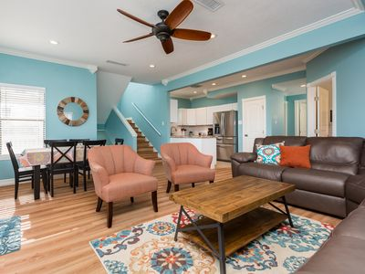 Completely remodeled in Jan 2017 & located on one of the largest canals in J.B.