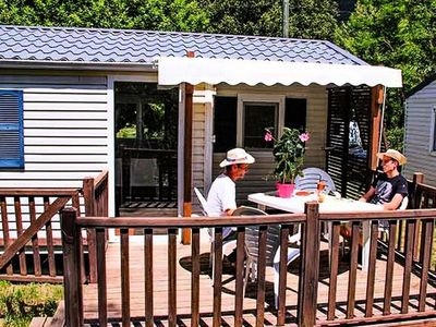 Photo for 3BR Mobile Home Vacation Rental in Mialet