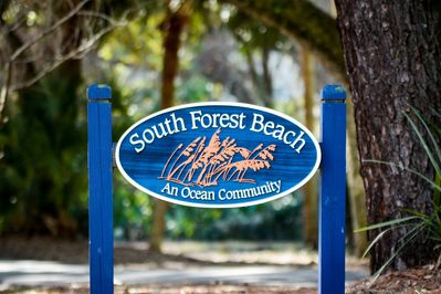 """Welcome to South Forest Beach!  A """"family friendly"""" community!"""