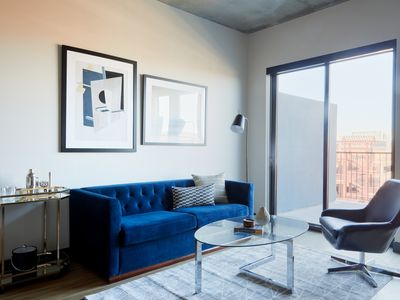 Photo for Sonder | Mill Ave | Delightful 1BR + Laundry