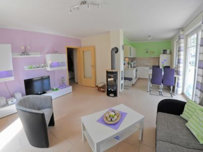 Photo for 3 room ground floor - holiday home Müritzcharme - vacation apartments