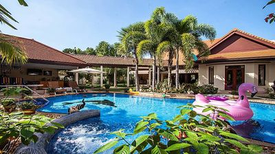 Photo for Scenic Pattaya 4 Bedroom Villa Sleeps 11 by HVT