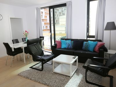 Photo for Sonderland Apartments - Dronning Eufemias gate 47 (Sleeps 8 - 2 BR / 1 BA)