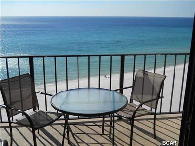 Photo for Renovate 3 bed 3 bath direct Gulf and beach view in newest tower