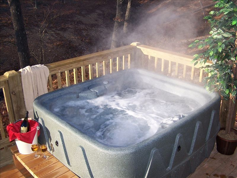 Branson Log Cabin Private Hot Tub Fireplace Wifi Golf