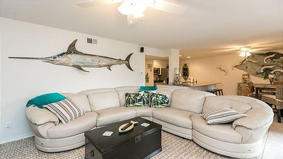 Photo for Hear the ocean waves from this beautiful family friendly condo!