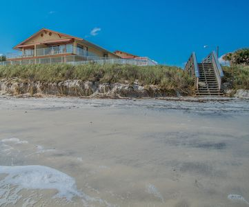 Photo for 2 Br Oceanfront Resort Partial View * Heated Pool! 8 *NSB