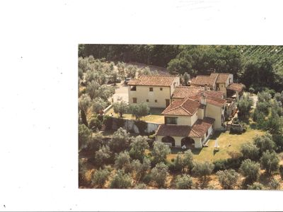 Photo for Charming house with garden in the heart of Florence's hills