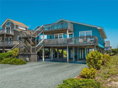 Photo for BOYD: 4 BR / 2 BA canalfront in Topsail Beach, Sleeps 8