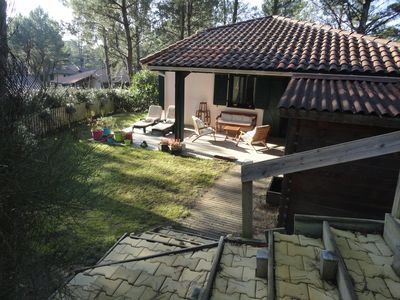 Photo for Moliets: VILLA WITH GARDEN  IN THE LANDAS-MOLIETS ET MAA