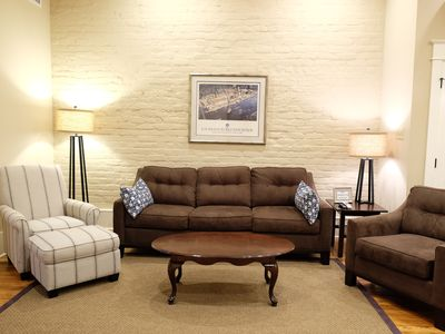 Photo for Be a local: Luxury French Quarter Condo
