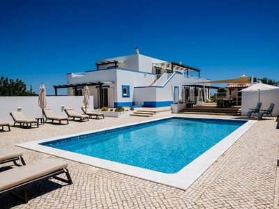Photo for Bespoke, Luxurious New 5 Bedroom Villa Just Outside The Pretty Town Of Tavira