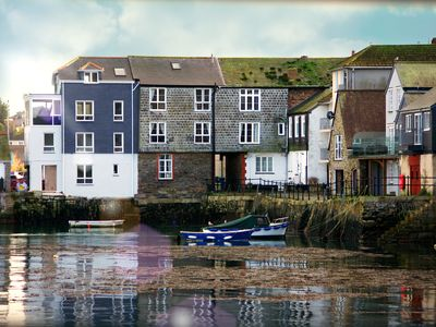 Photo for Old Quay House, Stunning Quayside Location, Falmouth´s heart, sea view all rooms