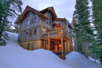 Beautiful Palisades home at Kirkwood - Ski in/out