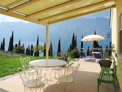 Photo for Vacation home Casa Lorenzi (MAL401) in Malcesine - 6 persons, 3 bedrooms