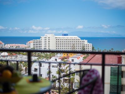 Photo for 1020.INCREDIBLE VIEW Las Americas, Sea Front!