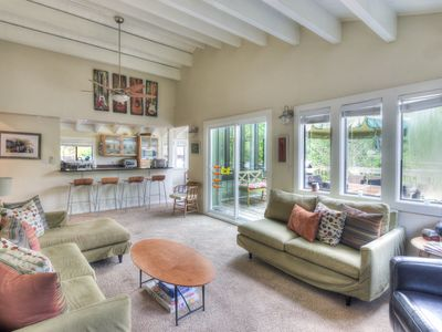 Photo for Modern Alpine Meadows Home: Great Location & Deck!