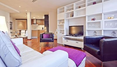 Photo for BCN Ciutadella - It is a beautiful and comfortable 3 bedroom apartment located in the heart of Barcelona a few meters from the Parc de la Ciutadella and El Born.