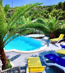 Photo for RENT F5 SEASIDE AIR CONDITIONED HEATED POOL SPA HEATED SEA VIEW SEA