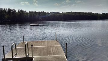 McWain Pond, Waterford, Maine, United States