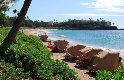 Enjoy a relaxing day on our beach