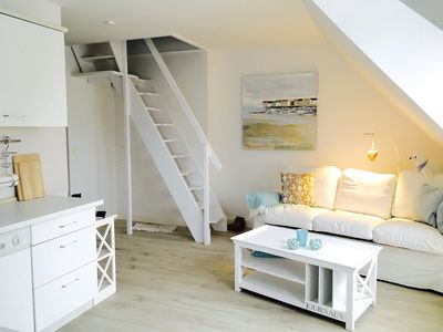 Photo for 3 bedroom duplex apartment SWALLOW AT REET, Wieck a. Darß, to 4 Pers. NEW