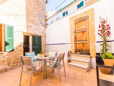 Photo for Alcudia Holiday Home, Sleeps 6 with Air Con and WiFi