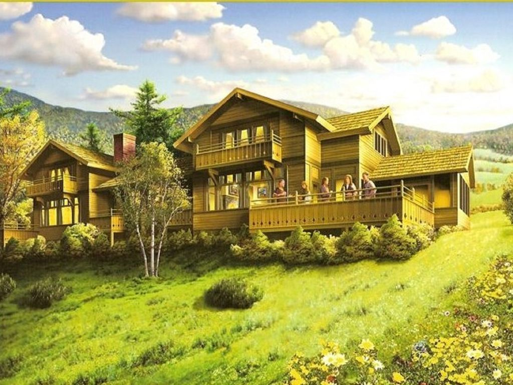 3 Bedroom Villa At Trapp Family Lodge In St Vrbo