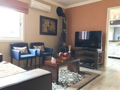 Photo for Beautiful 1d Apartment in Noble Neighborhood