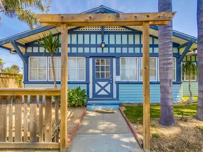 Photo for 3BR Cottage Vacation Rental in San Diego, California