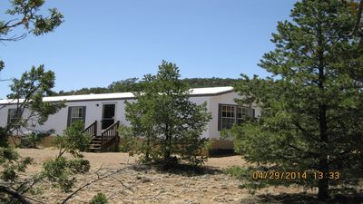 Photo for 2BR Mobile Home Vacation Rental in Fence Lake, New Mexico