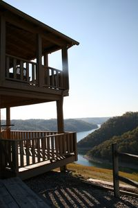 Photo for Center Hill ~ Best View On Lake ~ 3 Decks & Hot Tub